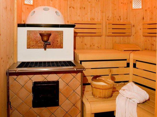 Hotel Pinzger Tux Bio-Sauna
