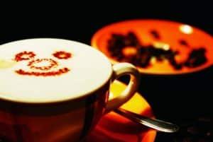 Kaffee Cappuccino CITY Café Bar Lounge Hotel Pinzger Tux