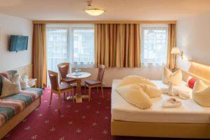 Hotel Pinzger tux comfort double room