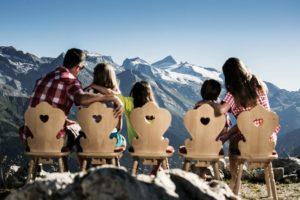 Hotel Pinzger Tux Bergkino Weitsicht Hintertuxer Gletscher Familie