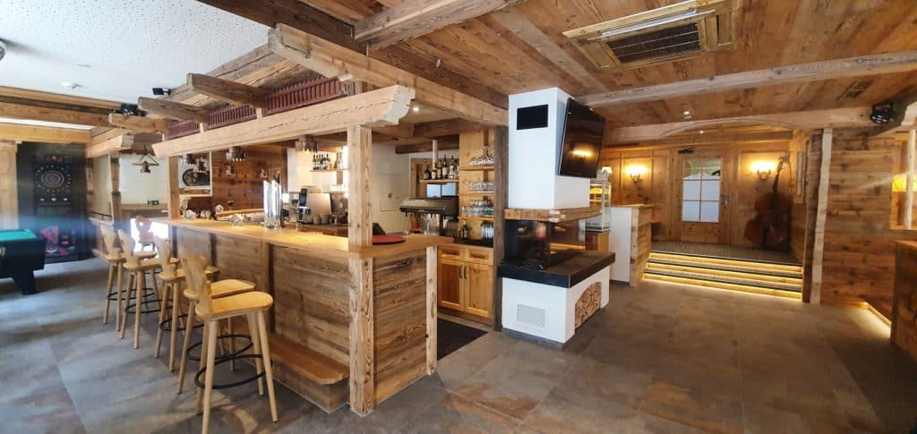 City Café Bar Tux Altholz neu 2020