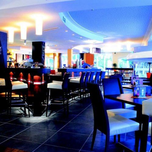 Hotel Pinzger Tux City coffee bar